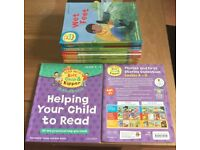 Read with Biff, Chip and Kipper. Level 4-6.