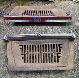 Baxi Fire Grate and Front