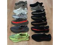 Adidas Yeezy Boost 350 V1 V2 Nike Balenciaga Off White Jordans Trainers sneakers shoes