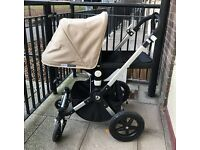 BUGABOO CAMELEON 3 PUSHCHAIR with matching PARASOL