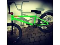 custom Bmx bike SUNDAY odyssey salt wethepeople vans cult eclat Eastern