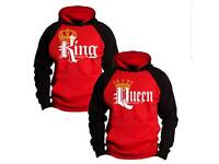 Men's and women's hoodies sweatshirt brand new