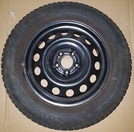 Winter tyres 4 x R16 Vredestein Snowtrac 5 205/60