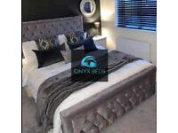 CHESTERFIELD HILTON BEDS ON SALE 🛌 FREE DELIVERY & WARRANTY 🚚