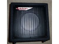 Ashdown After Eight 15 watt bass guitar amplifier in excellent condition (never gigged)