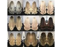 Master extensionist -specialising in 7 of the safest hair extension methods!! January sale now on