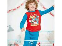 Boys pyjama set 4-5yrs