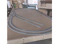 Model Train Board/Layout