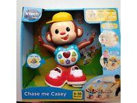 Vtech chase me Casey toy