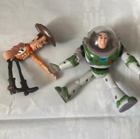 Disney toy story figures