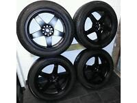 """18"""" Rota GTR Alloy wheels for sale"""