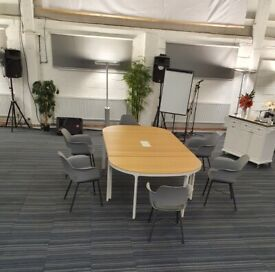 IKEA Bekant meeting/office/conference/boardroom table