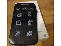 Moto E 4.5 inch 4G Smartphone Unlocked - BOXED