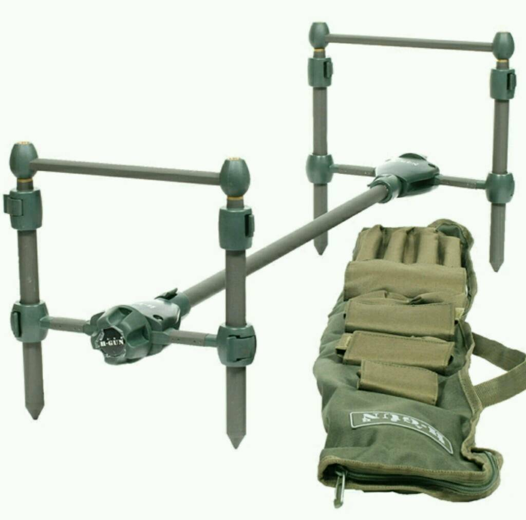 Nash H Gun 2 Rod Pod In Plymouth Devon Gumtree