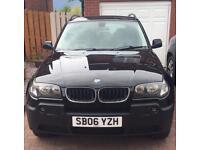 BMW X3 se 2.0 diesel 2006