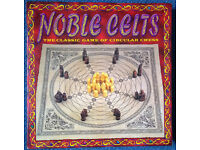 NOBLE CELTS: The Classic Game of Circular Chess - Cast Resin Figures - Board Game - CHESS