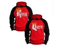 Men's and women's hoodies sweatshirt brand new