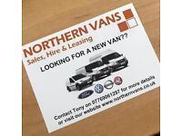 Needing a new van?? Glasgow area???