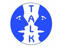 TALK Group Coordinator Role (part time in term time) Charity 1072526