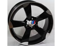 AUDI RS STYLE WHEELS 19INCH -SLINE RS3 RS4