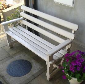 Garden Bench Summer seat furniture