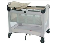 *** Graco Contour on the Go Travel Cot *** 2 FOR SALE