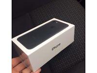 iPhone 7 Black 32gb Latest Model New sealed Vodafone