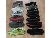 Adidas Yeezy Boost 350 SPLY V1 V2 Balenciaga Nike Off white Jordans shoes trainers