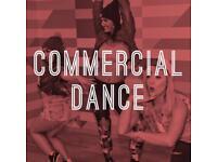 Commercial Pop Fitness Dance Class!!