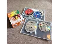 Jackass 10 DVD movie and tv series box set