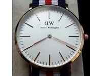 DANIEL WELLINGTON MENS WATCH - Retail at £199.00 Bargain £20!