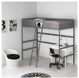 Ikea high riser bed