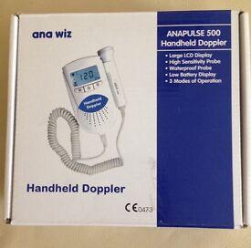 Ana wiz hand held Doppler