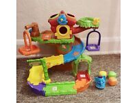 Vtech toot toot jungle treehouse for sale