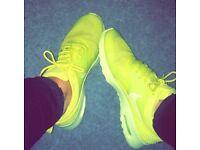 Nike Green Air Max Thea Trainers