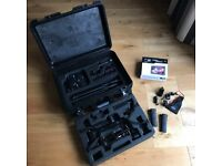 "DJI Ronin M + Nanuk 940 case + thumb controller + monitor 7"" + 2x battery BUNDLE"