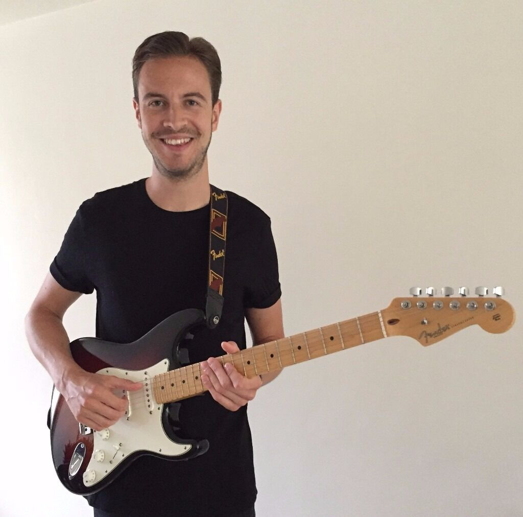 PRIVATE GUITAR LESSONS FOR BEGINNERS - EXPERIENCED, PATIENT