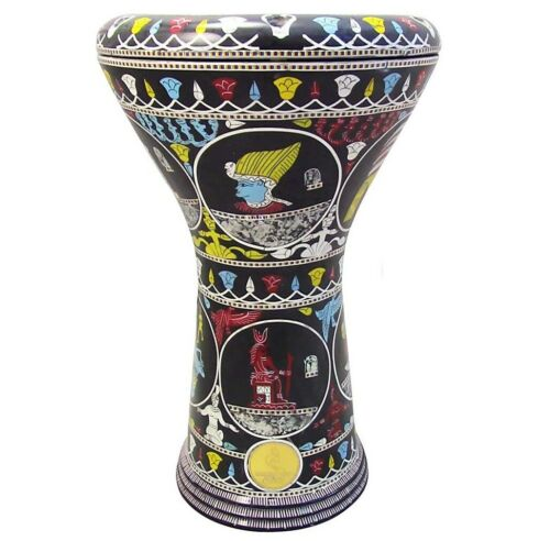 M29 Drum Darbuka tabla doumbek mother of pearl Gawharet El Fan free bag 17 inch