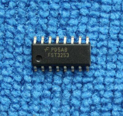 5pcs Fst3253mx Fst3253 Integrated Circuit Ic