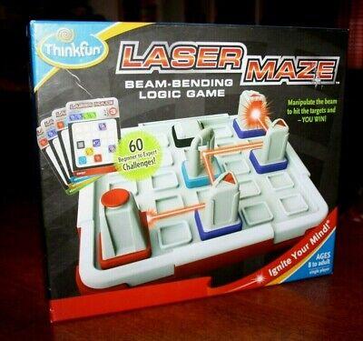 Laser Maze Game (Laser Maze - Beam Bending Logic Game - Tested Works)