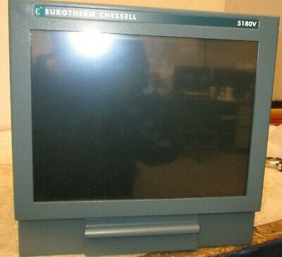 New Eurotherm Chessell 5180v Monitor Recorder 100-240vac A317aes