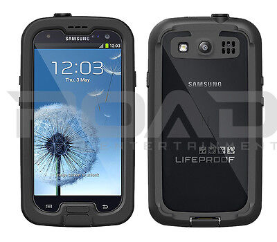 New Authentic LifeProof Nuud Waterproof Phone Case For Samsung Galaxy S3