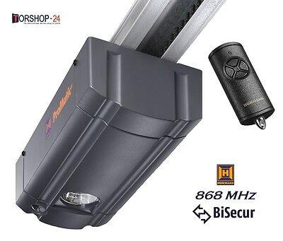 Hörmann Garagentorantrieb ProMatic Serie 3 BiSecur mit K-Schiene Torantrieb BS