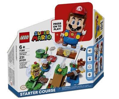 LEGO Super Mario Starter Course. Lego Mario Starter Set 71360.