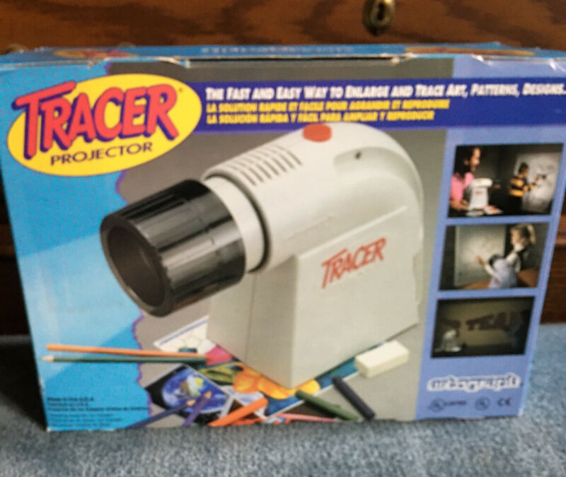 BRAND NEW ARTOGRAPH TRACER ENLARGER ART PROJECTOR - SEALED!