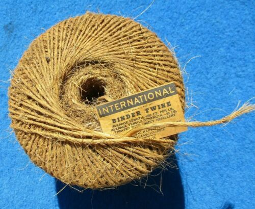 Interntional Harvester Company IHC Binder Twine NOS Original 500 ft