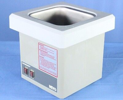 Ney Ultrasonik 2 Qth Heated Ultrasonic Cleaner Dental Surgical Tabletop