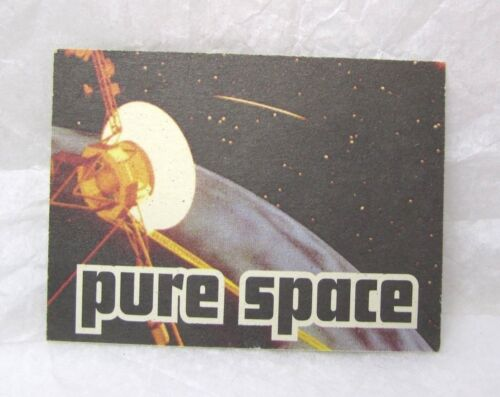 RARE VINTAGE PURE SPACE RAVE FLYER SAN FRANCISCO CA 90s HARDKISS BROTHERS DJS OI