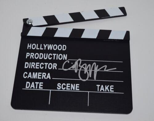 Clive Barker Signed Autograph Director Clapboard Hellraiser Candyman Beckett COA