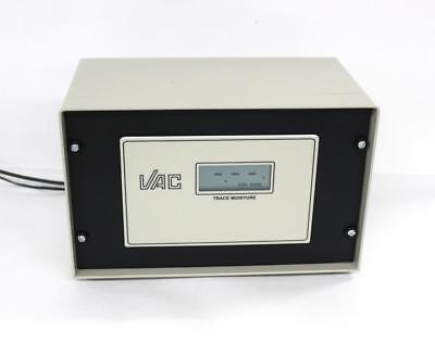 Vac Vacuum Atmospheres Company Lm-h2o Trace Moisture Analyzer